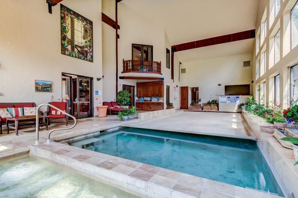 Stone Hill Retreat  - Midway Vacation Rental - Photo 38