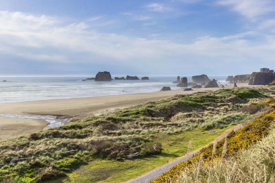 Spindrift Oceanfront Home - The Starboard - Bandon Vacation Rental - Photo 21