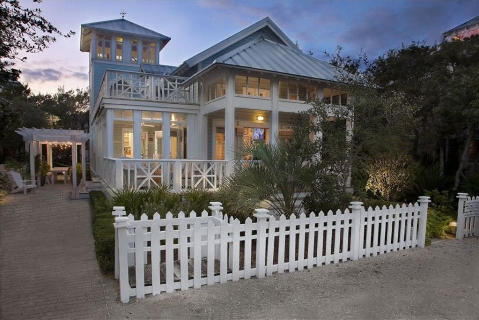 Changes in attitudes 4 bd vacation rental in santa rosa for House of blueprints santa rosa beach