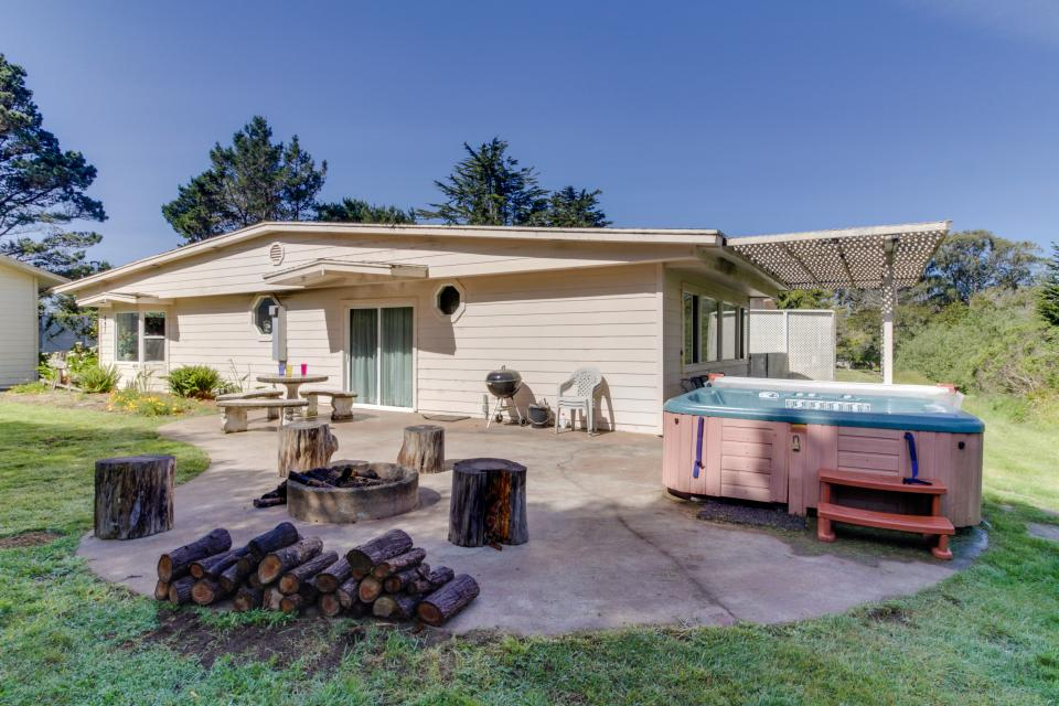 Mendocino Dunes - Sand Dollar - Fort Bragg Vacation Rental