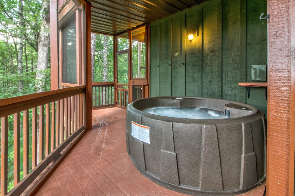 The Bird and  the Bear - Talking Rock Vacation Rental - Photo 10