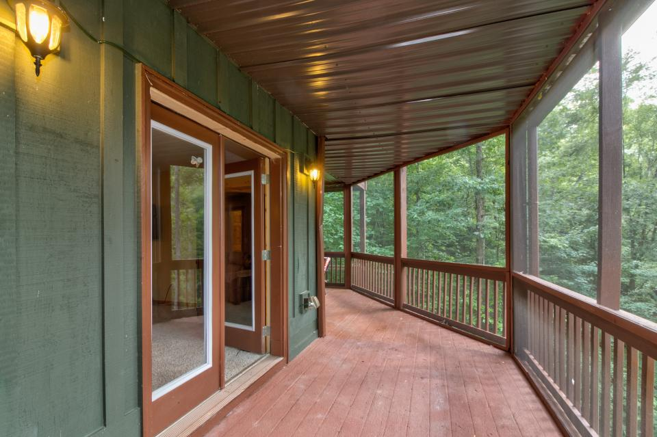 The Bird and  the Bear - Talking Rock Vacation Rental - Photo 37