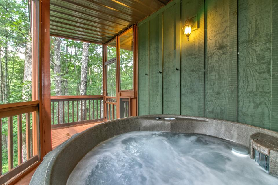 The Bird and  the Bear - Talking Rock Vacation Rental - Photo 14