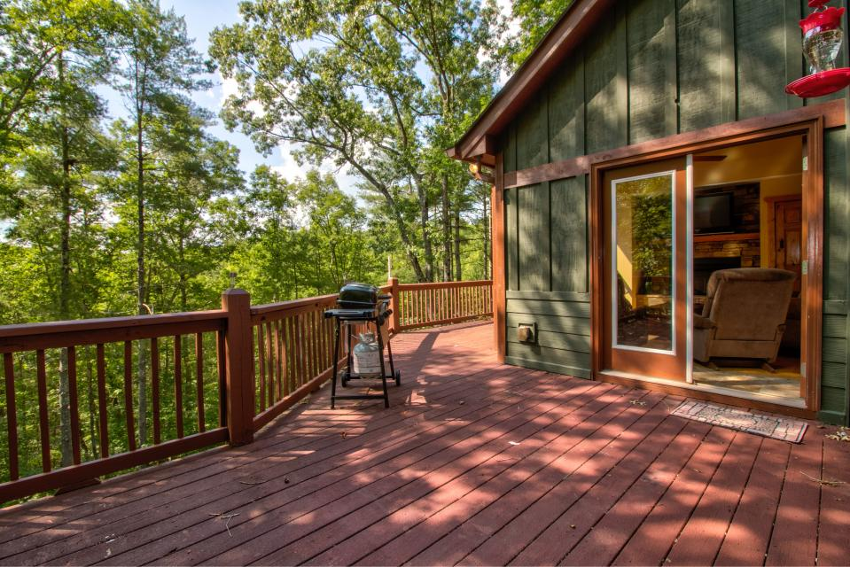 The Bird and  the Bear - Talking Rock Vacation Rental - Photo 9