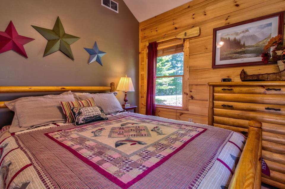 Wilderness Lodge - Ellijay Vacation Rental - Photo 52