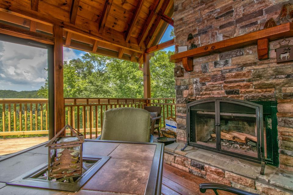 Wilderness Lodge - Ellijay Vacation Rental - Photo 26