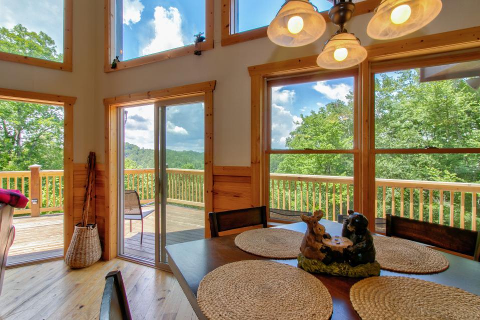 Wilderness Lodge - Ellijay Vacation Rental - Photo 36