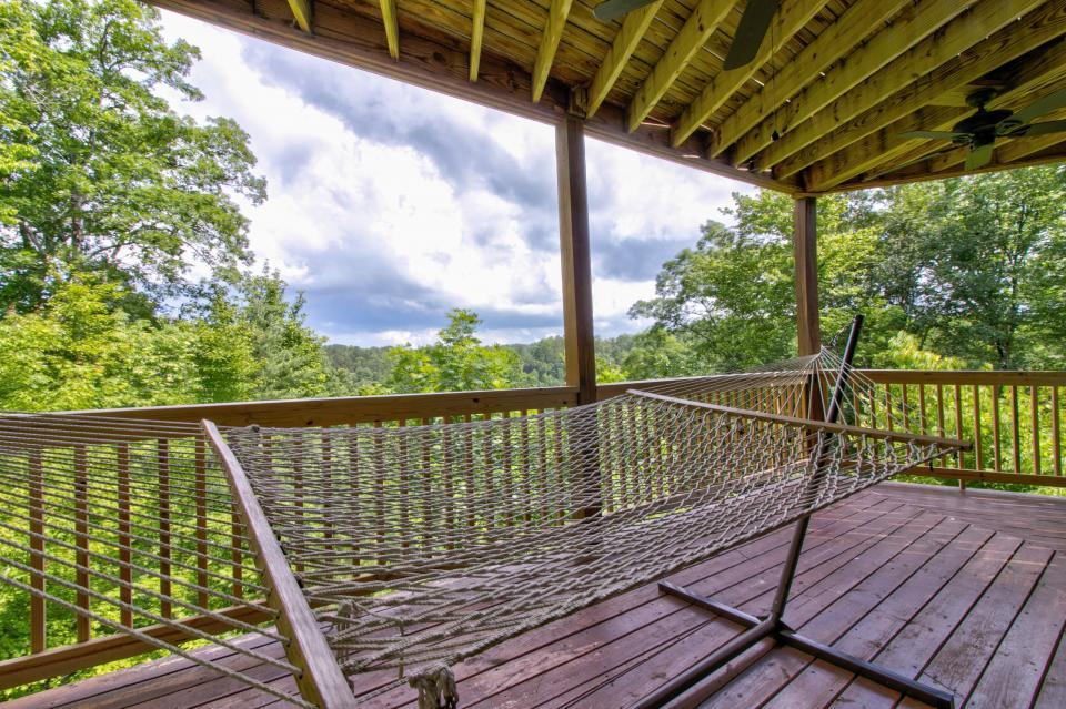 Wilderness Lodge - Ellijay Vacation Rental - Photo 5