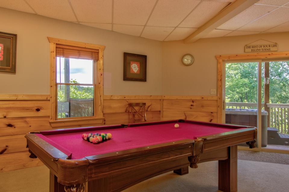 Wilderness Lodge - Ellijay Vacation Rental - Photo 4