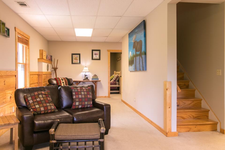 Wilderness Lodge - Ellijay Vacation Rental - Photo 42