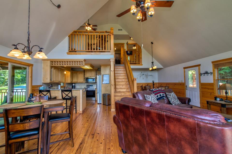 Wilderness Lodge - Ellijay Vacation Rental - Photo 38