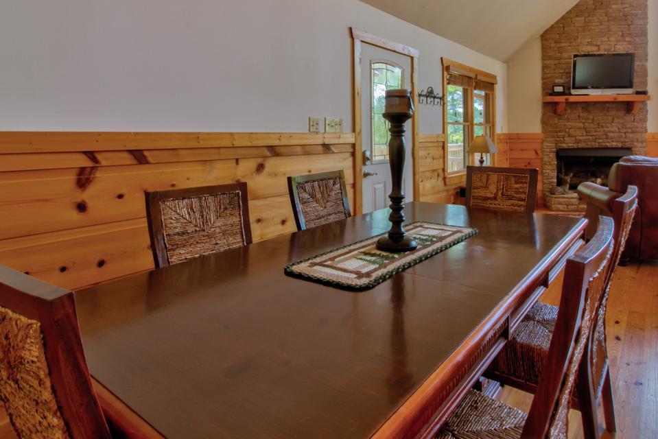 Wilderness Lodge - Ellijay Vacation Rental - Photo 40