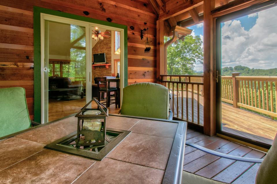 Wilderness Lodge - Ellijay Vacation Rental - Photo 35