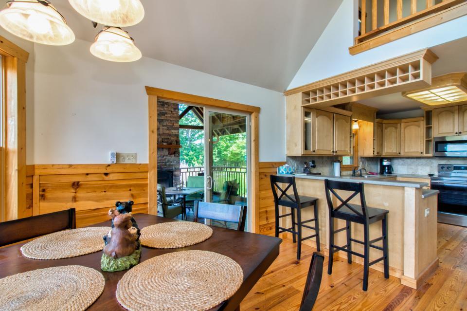 Wilderness Lodge - Ellijay Vacation Rental - Photo 11