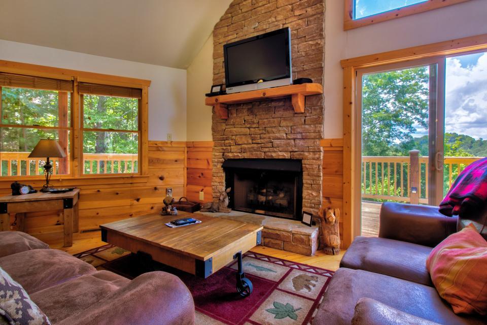 Wilderness Lodge - Ellijay Vacation Rental - Photo 37