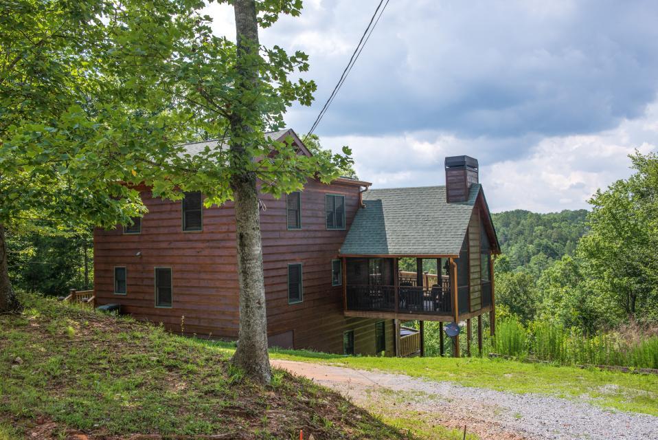 Wilderness Lodge - Ellijay Vacation Rental - Photo 34