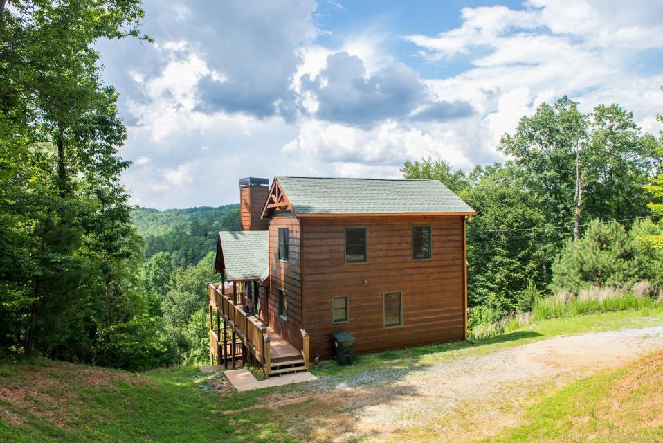 Wilderness Lodge - Ellijay Vacation Rental - Photo 33