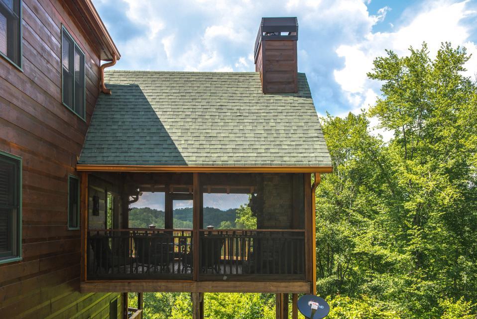 Wilderness Lodge - Ellijay Vacation Rental - Photo 31