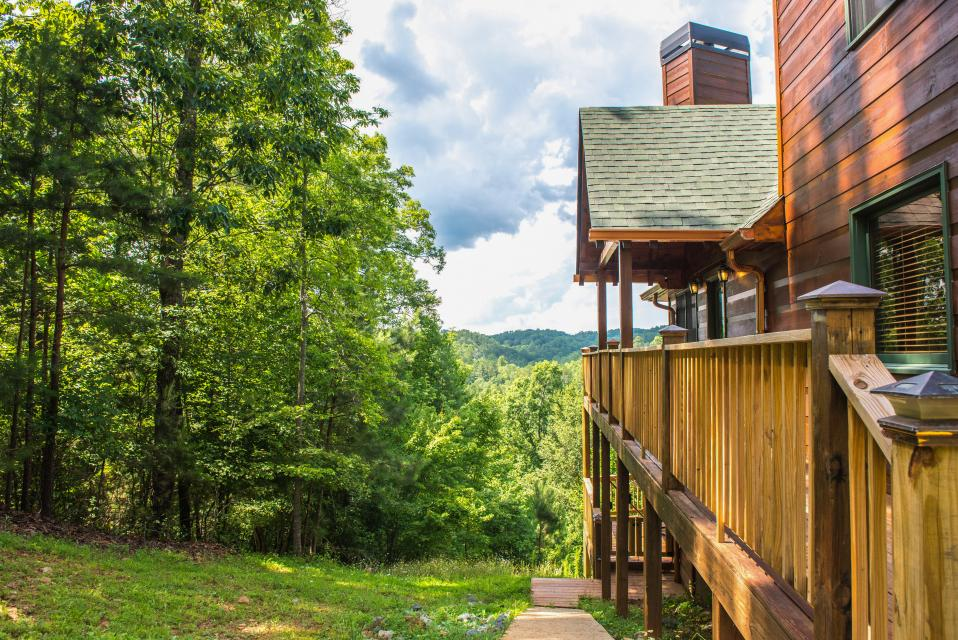 Wilderness Lodge - Ellijay Vacation Rental - Photo 32