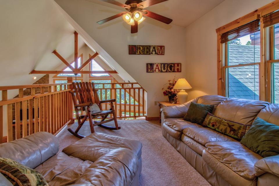 Wilderness Lodge - Ellijay Vacation Rental - Photo 14