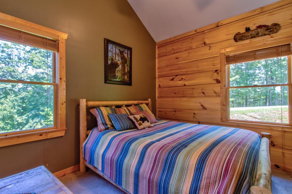Wilderness Lodge - Ellijay Vacation Rental - Photo 22
