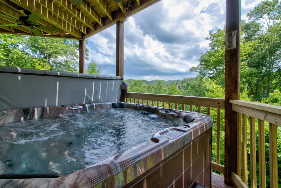 Wilderness Lodge - Ellijay Vacation Rental - Photo 27