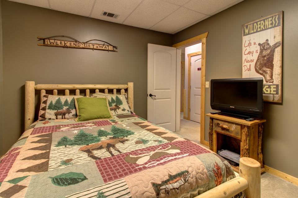 Wilderness Lodge - Ellijay Vacation Rental - Photo 24