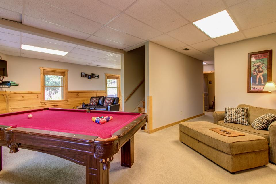 Wilderness Lodge - Ellijay Vacation Rental - Photo 15