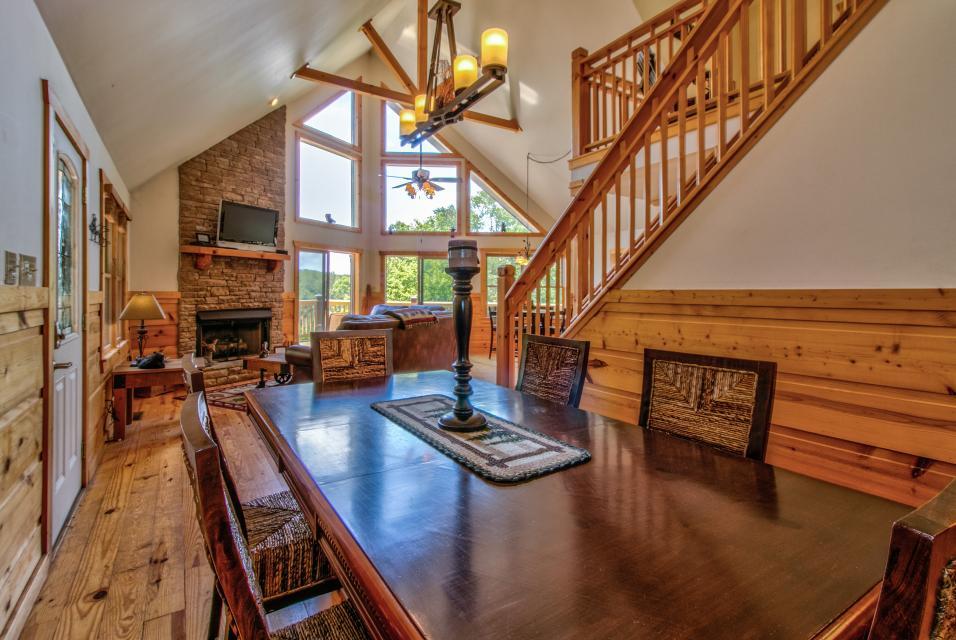 Wilderness Lodge - Ellijay Vacation Rental - Photo 13