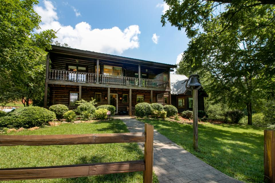 Weeks Creek Lodge - Blue Ridge Vacation Rental - Photo 42