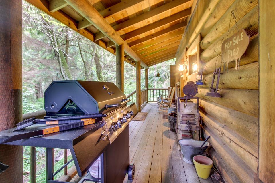 Tennessee - Greenbank Vacation Rental - Photo 8