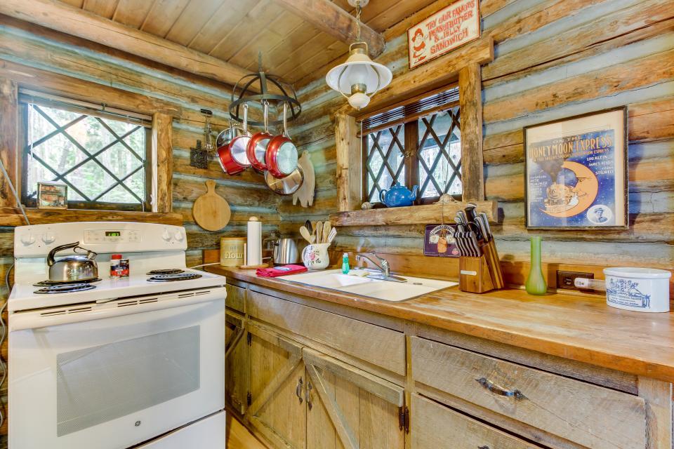 Log Cabin - Greenbank Vacation Rental - Photo 14