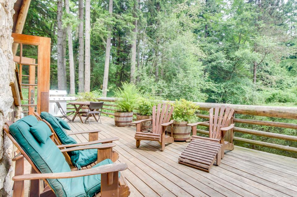 The Lodge - Greenbank Vacation Rental - Photo 31