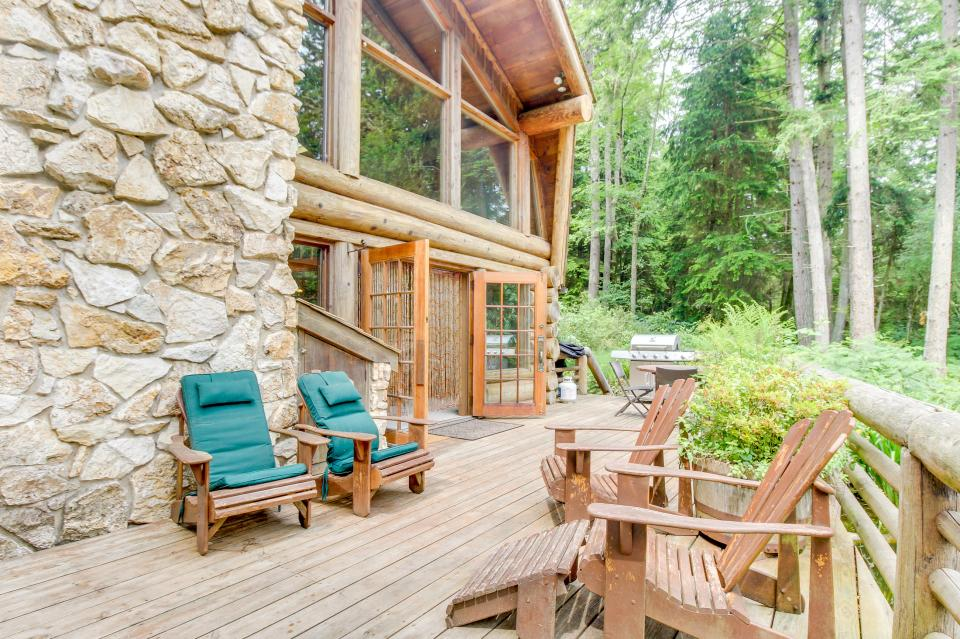 The Lodge - Greenbank Vacation Rental - Photo 30