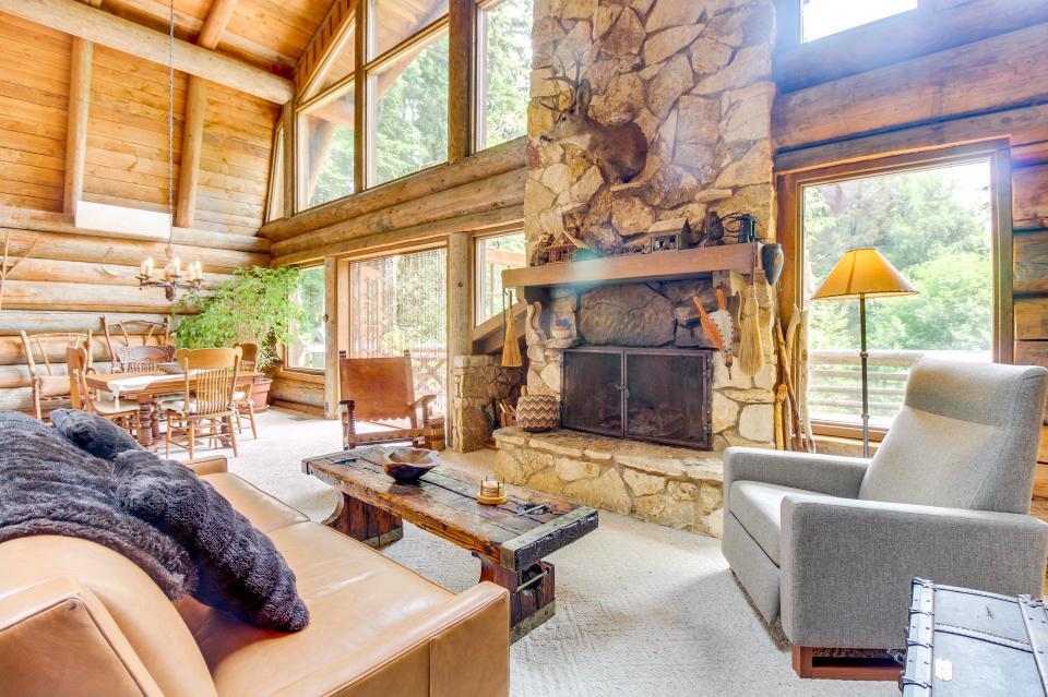 The Lodge - Greenbank Vacation Rental - Photo 18