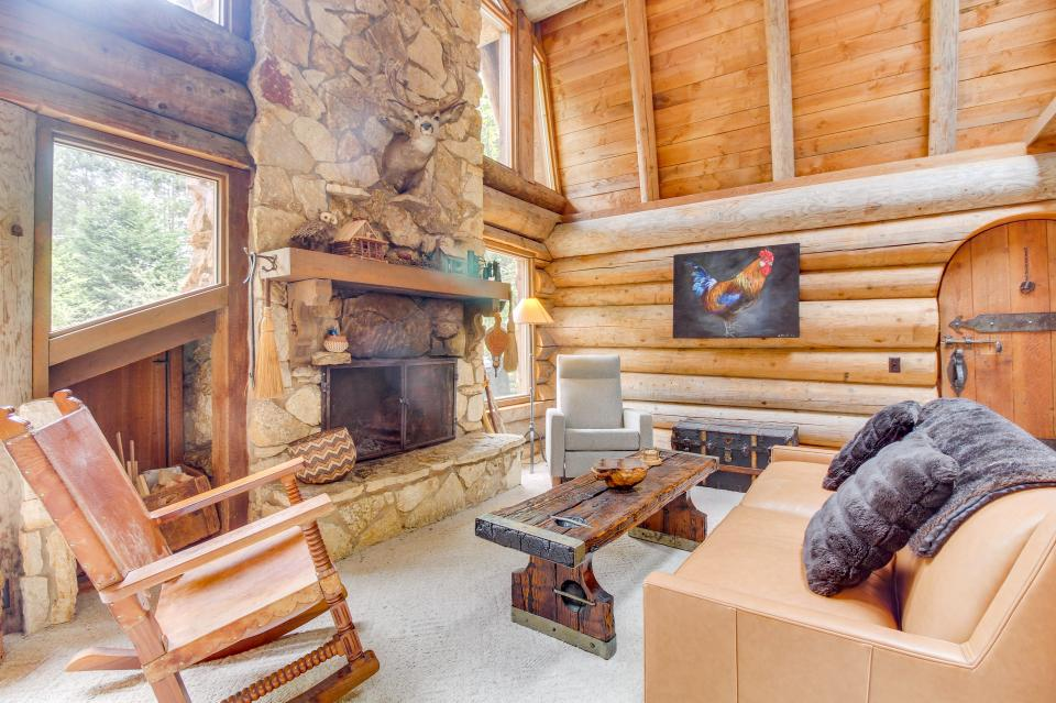 The Lodge - Greenbank Vacation Rental - Photo 17