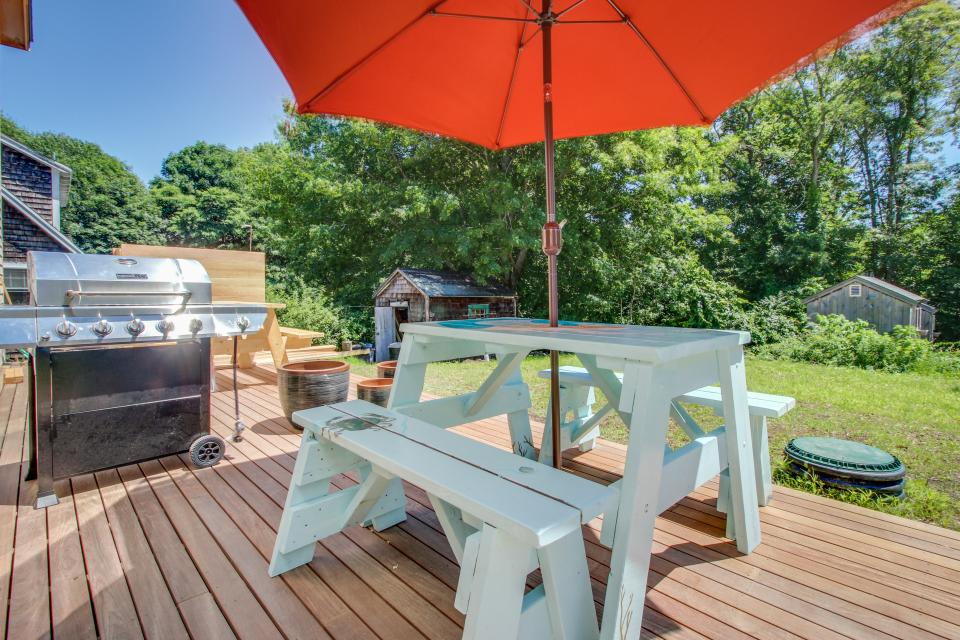 The Mermaid Suite - Vineyard Haven Vacation Rental - Photo 3