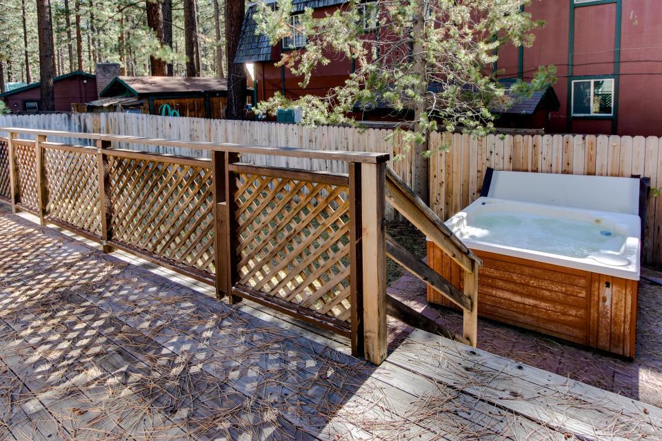 Tamarack Mountain Home - South Lake Tahoe Vacation Rental - Photo 20