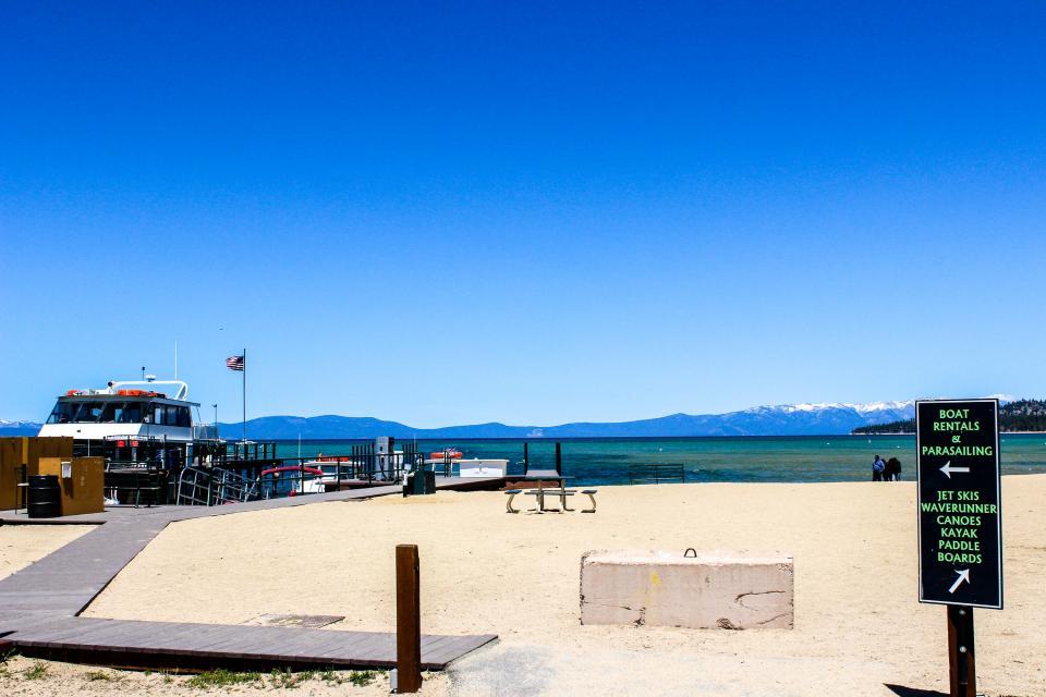 Tamarack Mountain Home - South Lake Tahoe Vacation Rental - Photo 24