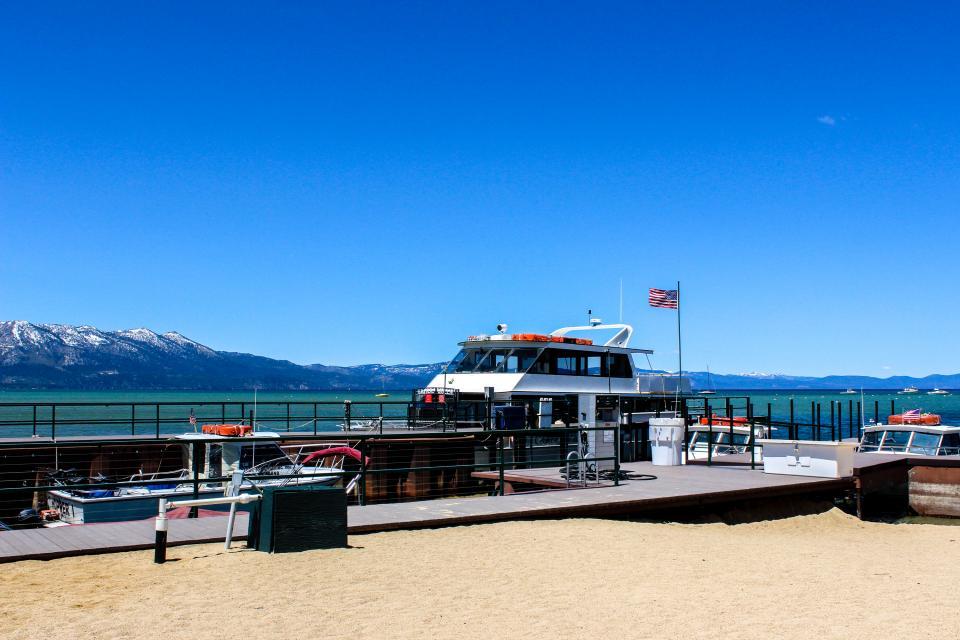 Tamarack Mountain Home - South Lake Tahoe Vacation Rental - Photo 23