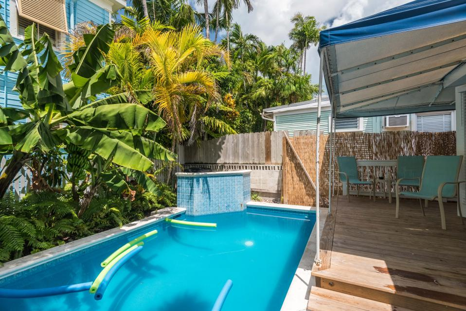 Poolside Retreat  - Key West Vacation Rental - Photo 15