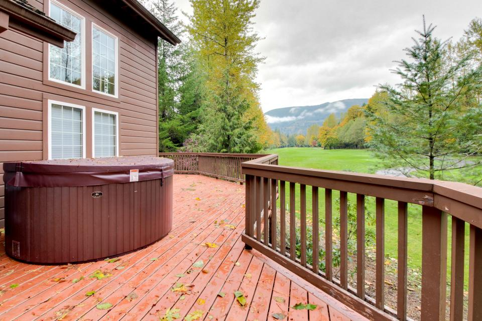 The Lodge at Welches - Welches Vacation Rental - Photo 95