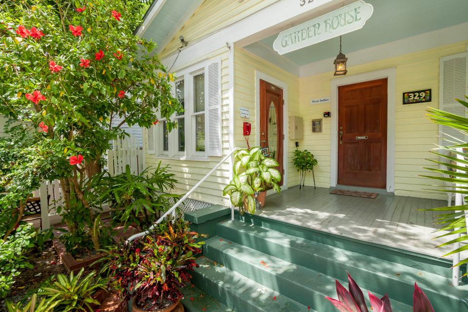 ... Garden House Bed U0026 Breakfast   Key West Vacation Rental   Photo ...