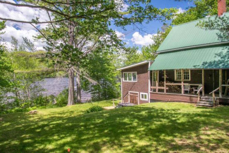 Songo Pond Cabin - Bethel Vacation Rental - Photo 27