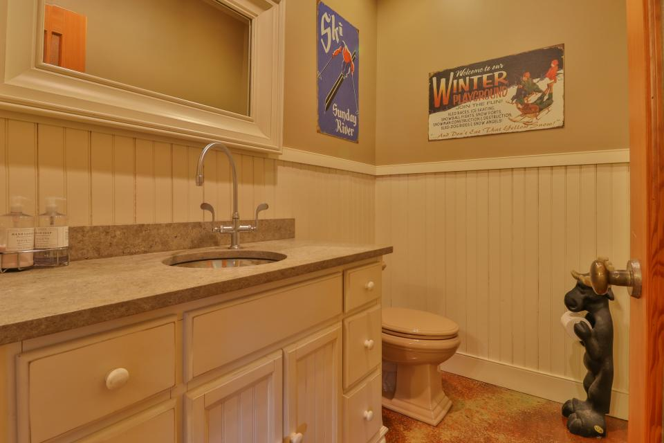 The Ridge House at Powder Ridge - Newry Vacation Rental - Photo 34