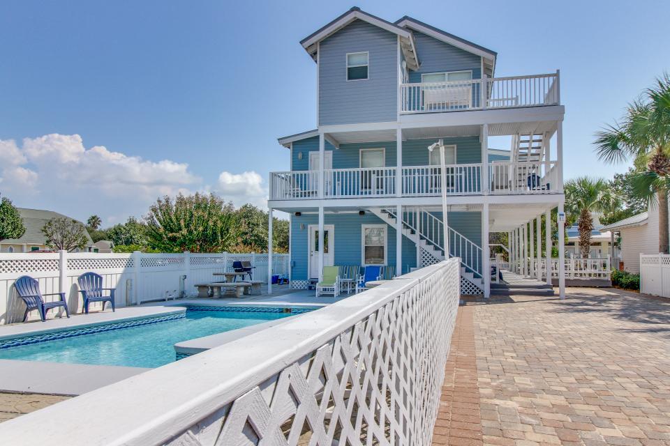 Beach House Destin Florida Part - 45: ... Beach House Of Stress Relief - Destin Vacation Rental - Photo 4 ...