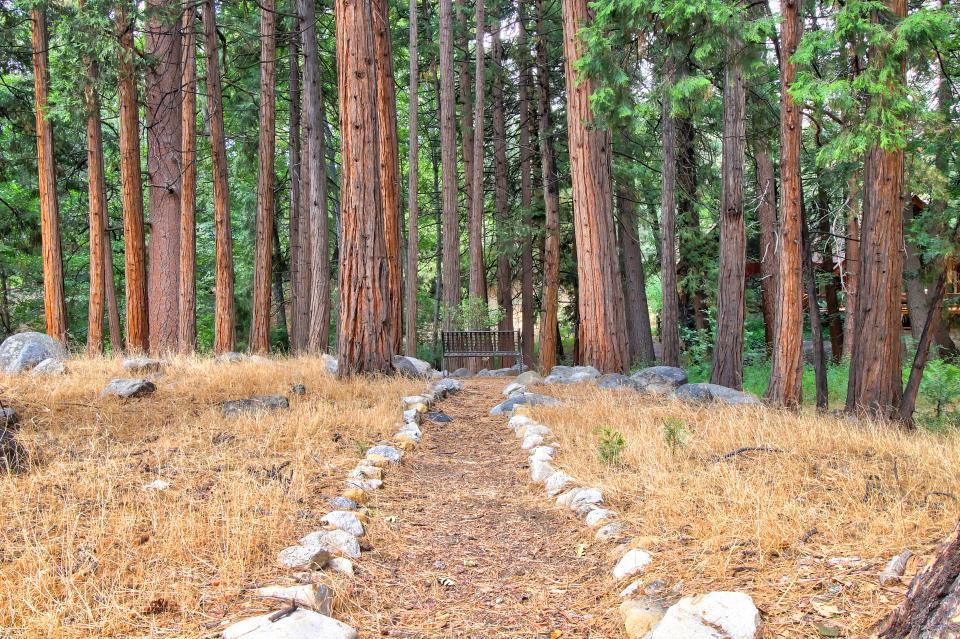 Creekside Hide-Away - Idyllwild Vacation Rental - Photo 22