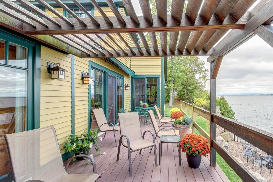 The Sugar Shack - North Hero Vacation Rental - Photo 31