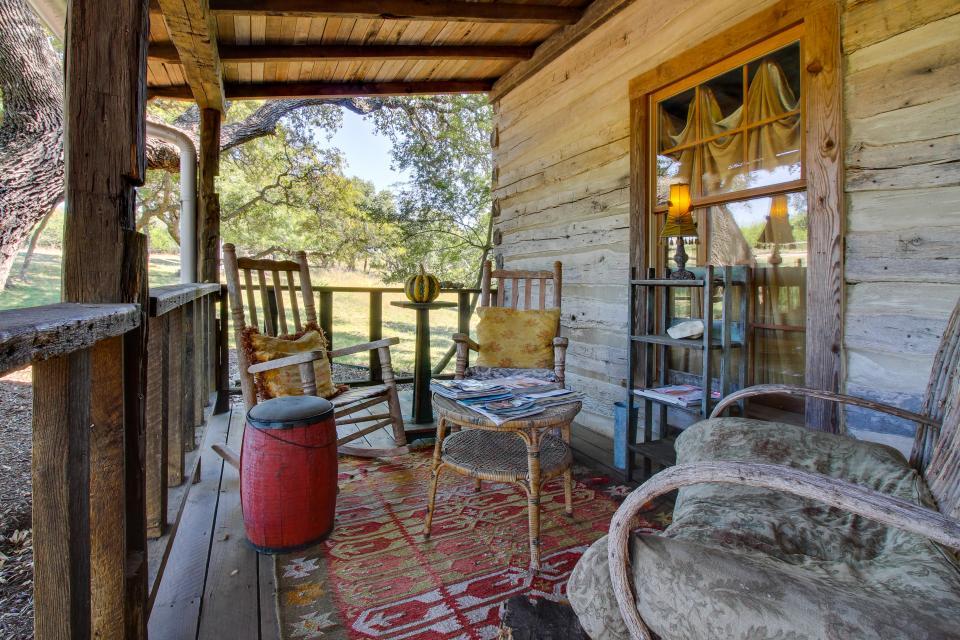 Tanglewood Farms-Full Property - Fredericksburg Vacation Rental - Photo 17