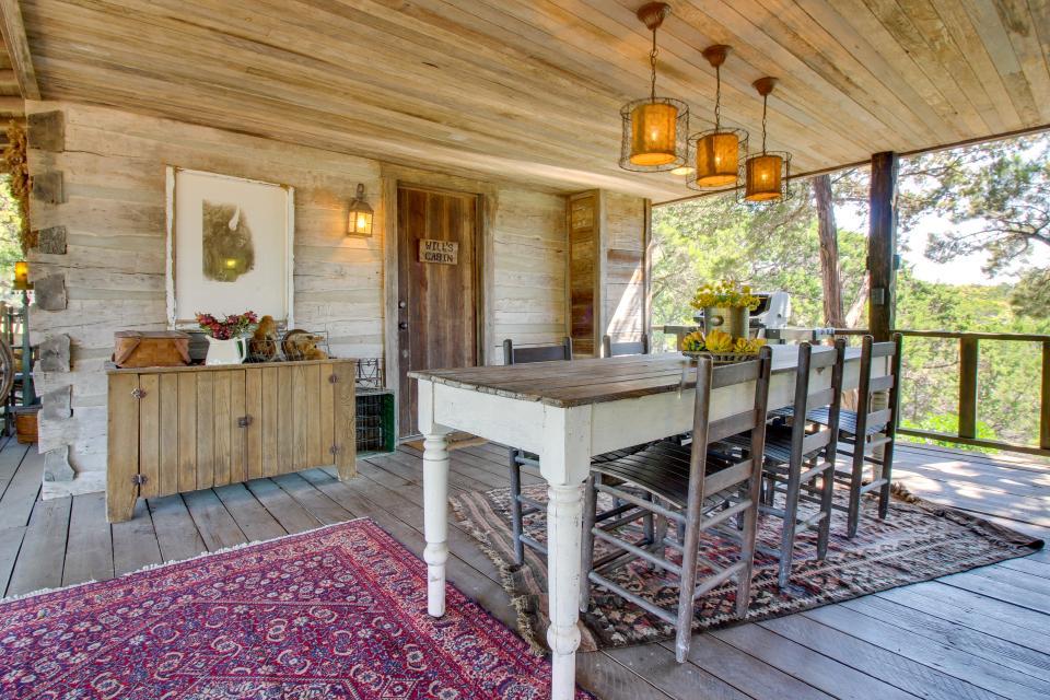 Tanglewood Farms-Full Property - Fredericksburg Vacation Rental - Photo 18